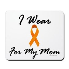 I Wear Orange For My Mom 1 Mousepad