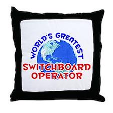 World's Greatest Switc.. (E) Throw Pillow