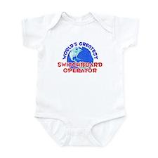 World's Greatest Switc.. (E) Infant Bodysuit