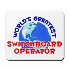 World's Greatest Switc.. (E) Mousepad