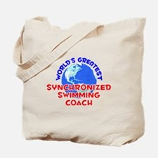 World's Greatest Synch.. (E) Tote Bag