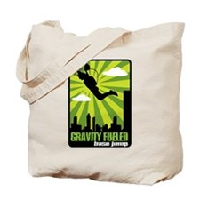 Base Jumping Tote Bag