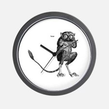 Tarsier Wall Clock