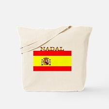 Nadal Spain Spanish Flag Tote Bag