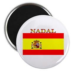 Nadal Spain Spanish Flag 2.25