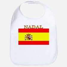 Nadal Spain Spanish Flag Bib