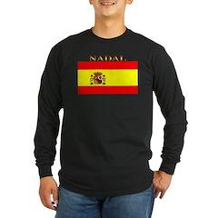 Nadal Spain Spanish Flag T