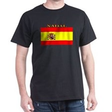 Nadal Spain Spanish Flag T-Shirt