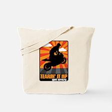 Motorcycling Tote Bag