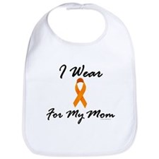 I Wear Orange For My Mom 1 Bib