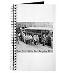 Zoot Suit Journal