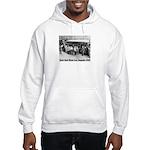 Zoot Suit Hooded Sweatshirt