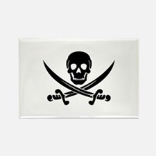 PIRATE! Rectangle Magnet