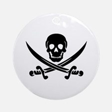 PIRATE! Ornament (Round)