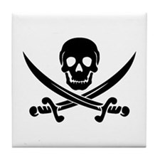 PIRATE! Tile Coaster
