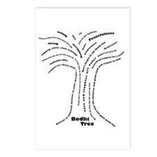 Buddha Bodhi Tree Postcards (Package of 8)