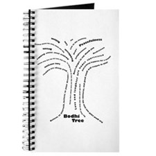 Buddha Bodhi Tree Inspirationl Journal