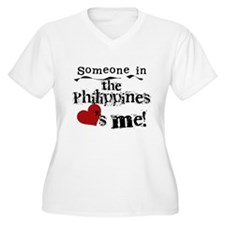 Philippines Loves Me T-Shirt