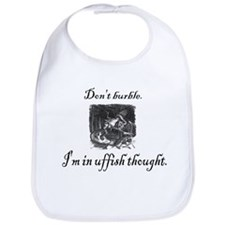 Cute Lewis carroll Bib