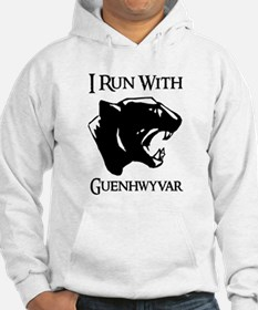 I Run With Guenhwyvar Jumper Hoody