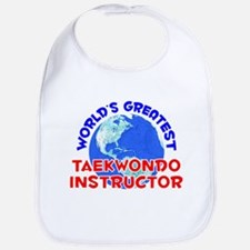 World's Greatest Taekw.. (E) Bib