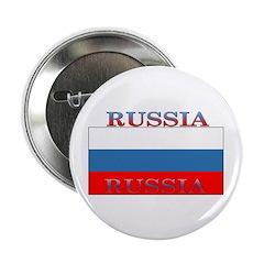 Russia Russian Flag New Design 2.25