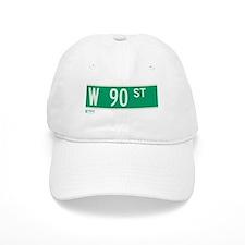 90th Street in NY Baseball Cap