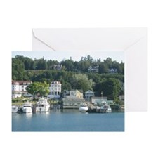 Mackinac Greeting Card