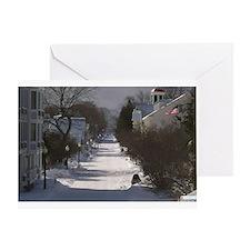 Mackinac Greeting Card