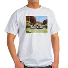 Ridin' w/ Brother Steve Ash Grey T-Shirt