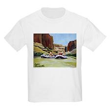 Ridin' w/ Brother Steve Kids T-Shirt