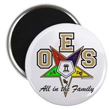 "All in the Family 2.25"" Magnet (100 pack)"