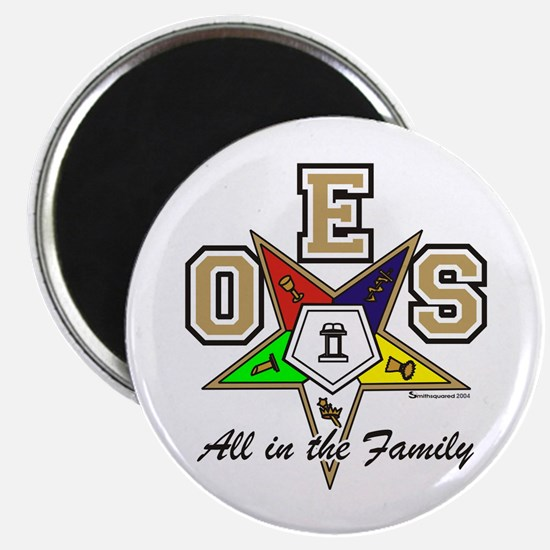 All in the Family Magnet
