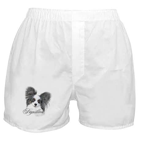 Papillon Headstudy2 Boxer Shorts
