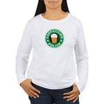 Cappuccino Police Women's Long Sleeve T-Shirt