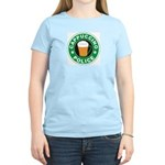 Cappuccino Police Women's Light T-Shirt