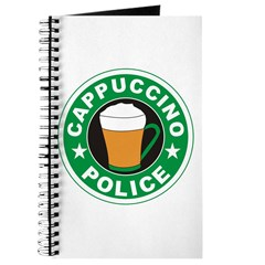 Cappuccino Police Journal