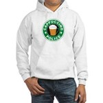 Cappuccino Police Hooded Sweatshirt