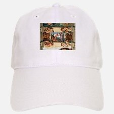 Creation Of Eve Baseball Baseball Cap