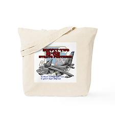 B-52 Strato Fortress Tote Bag