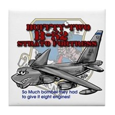 B-52 Strato Fortress Tile Coaster
