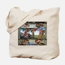 Fall Of Man Tote Bag