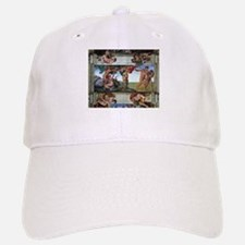 Fall Of Man Baseball Baseball Cap