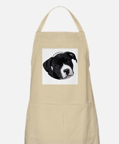 American Staffordshire Terrier Puppy BBQ Apron