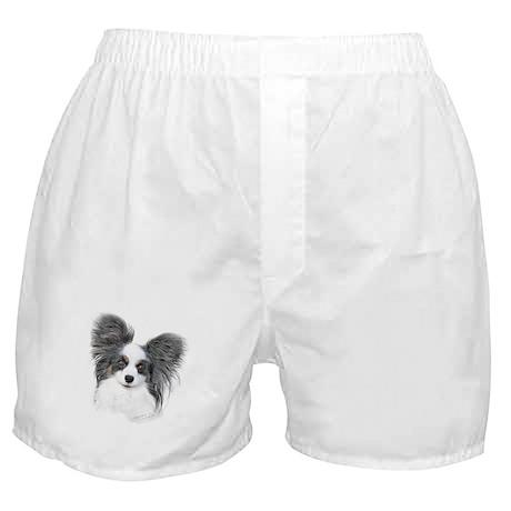 Papillon Headstudy Boxer Shorts