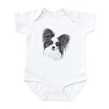 Papillon Headstudy Infant Bodysuit