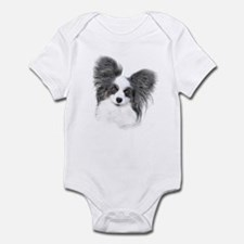 Papillon Headstudy Infant Bodysuit
