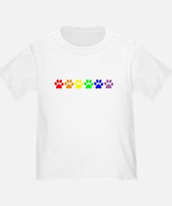 Pride Paws T