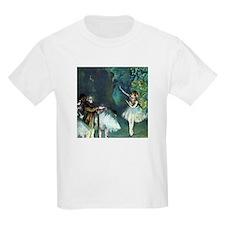 Ballet Rehearsal Kids T-Shirt