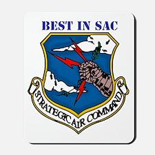 SAC - Strategic Air Command Mousepad